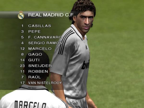 Pro Evolution Soccer 2009 (Patch)