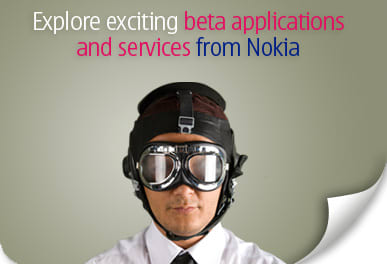 Nokia Internet Services Support Package