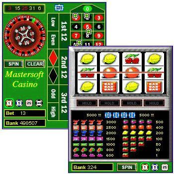 Casino Simulation