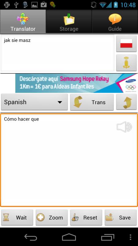 Tour Translator