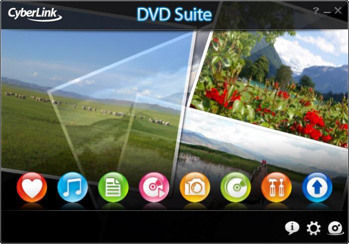 CyberLink DVD Suite