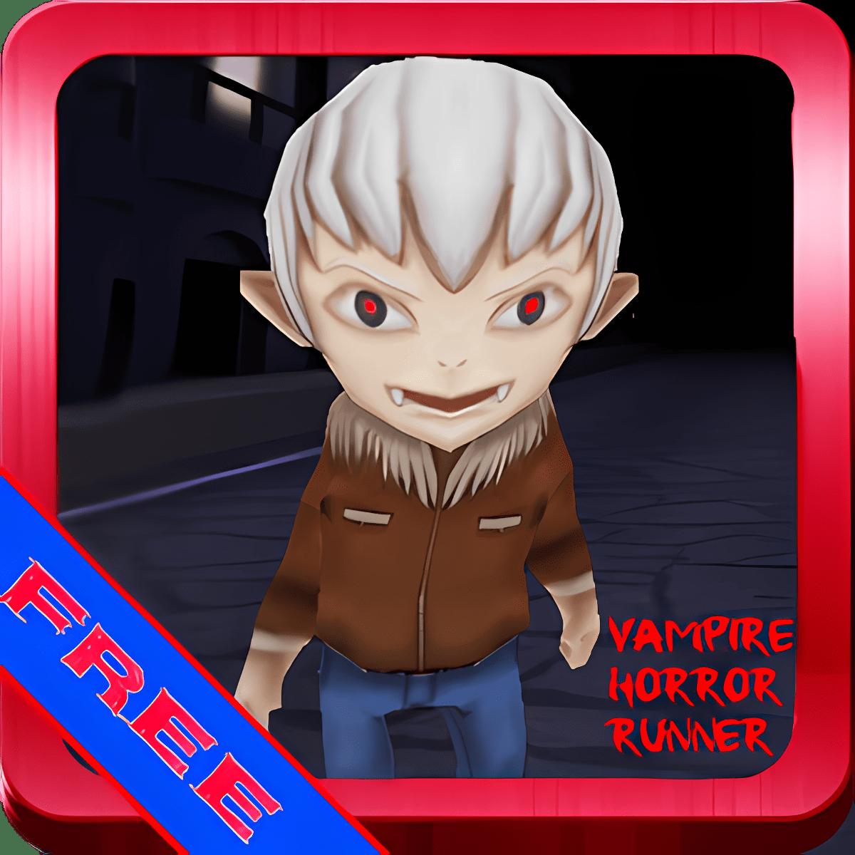 Vampiro terror Runner 3D