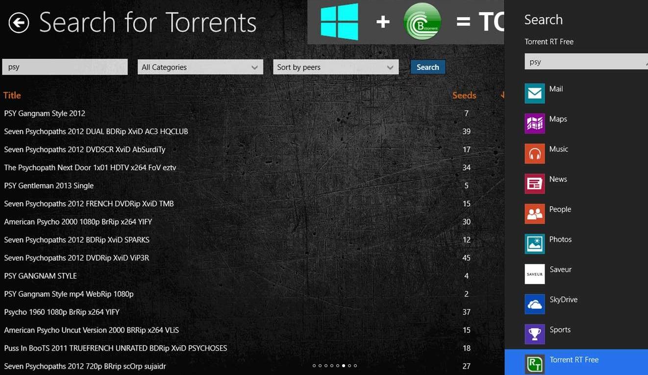 Torrent RT Free