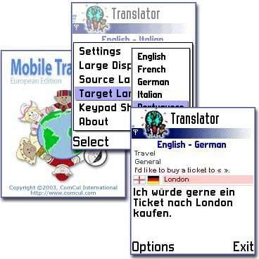 Mobile Translator