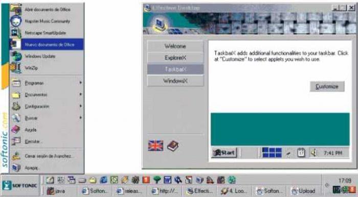 Effective Desktop