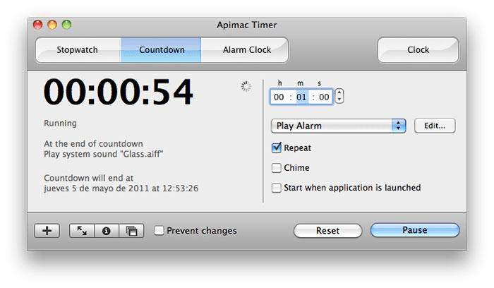 Apimac Timer