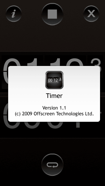 Timer Lite Touch