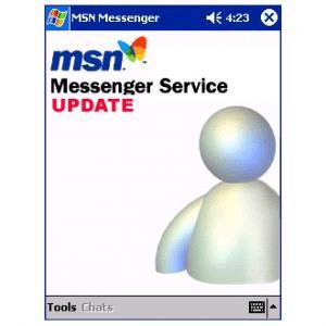 MSN Messenger Update