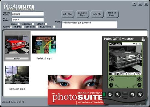 MGI PhotoSuite Mobile Edition