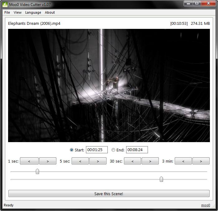 Moo0 Video Cutter