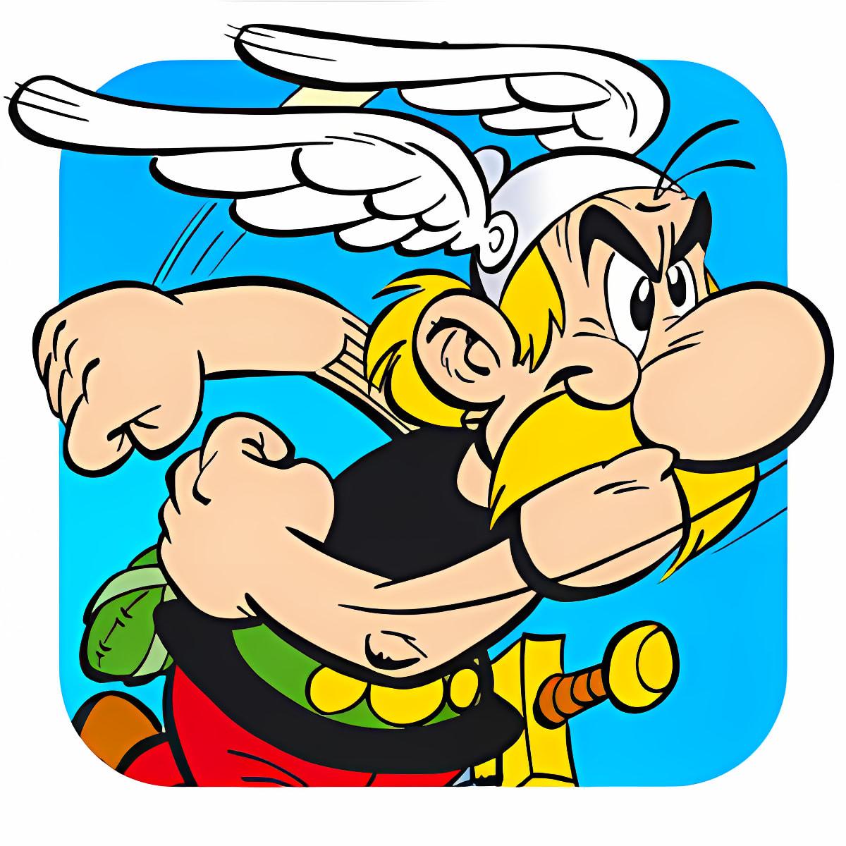 Asterix: Megatapa