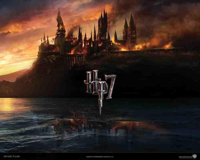 Harry Potter e As Relíquias da Morte Papel de Parede