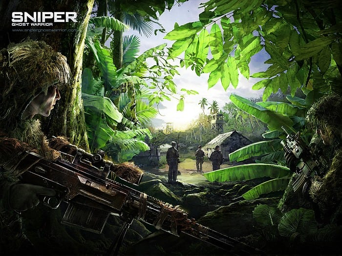 Tapety Sniper Ghost Warrior