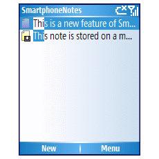 SmartphoneNotes