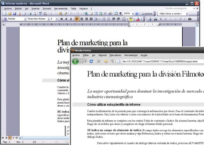 OpenXML Document Viewer