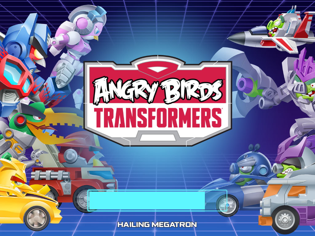Angry Birds Transformers na iPhone - Download