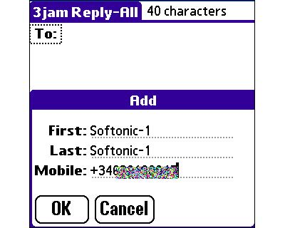 3jam Reply-All Text Messaging