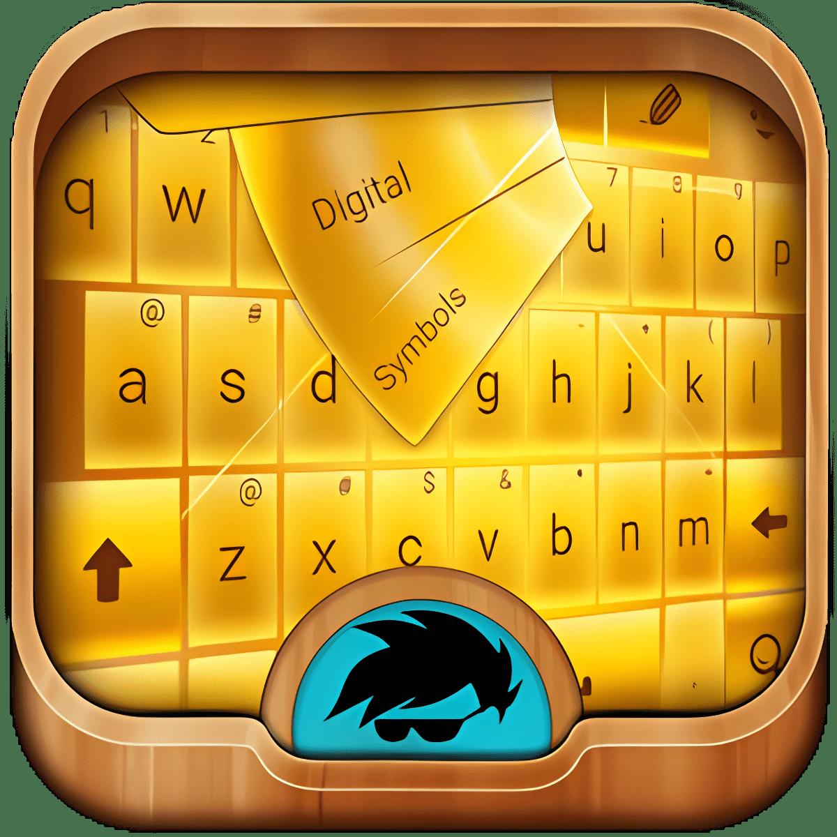 Luminous GO Keyboard