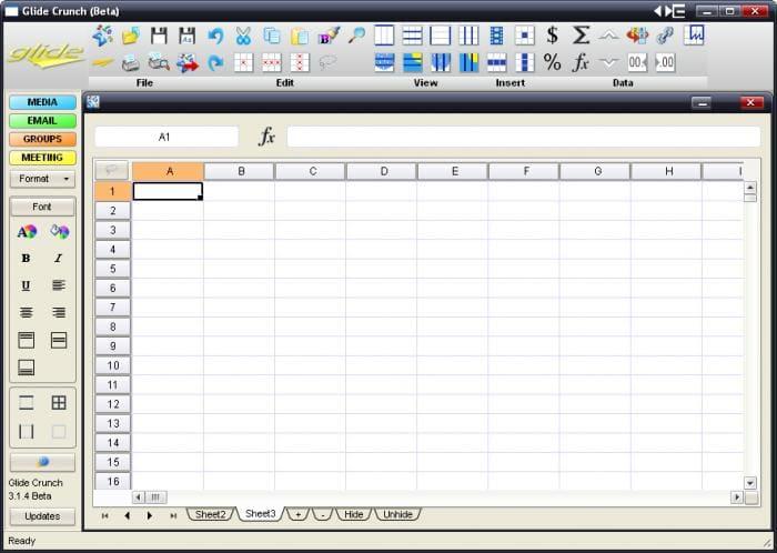 Glide Desktop Applications
