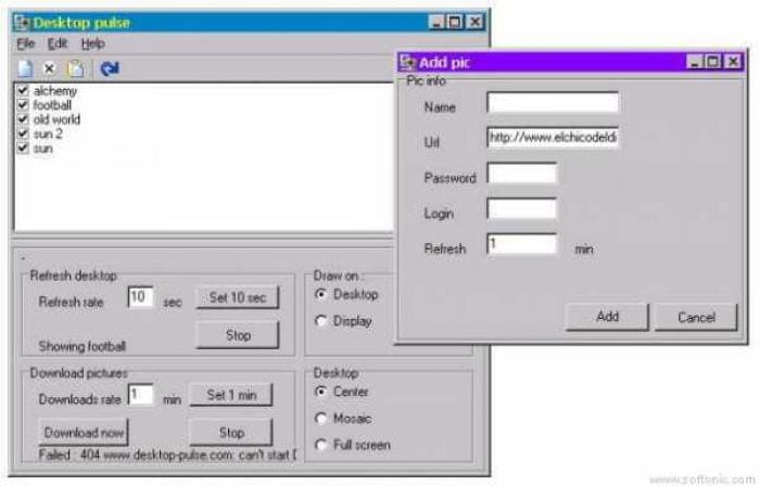 Desktop Pulse