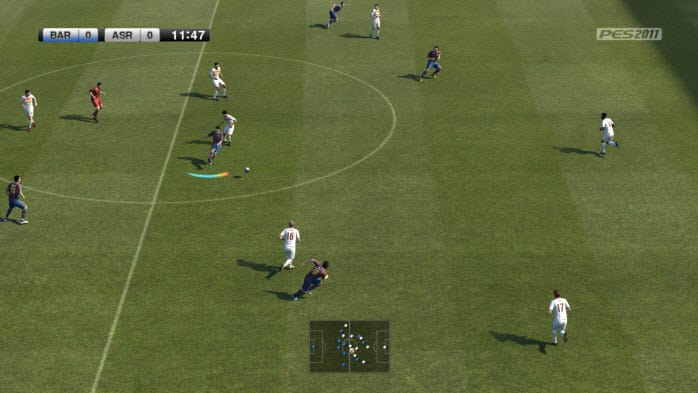 Pro Evolution Soccer (PES) 2011
