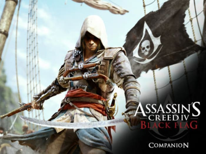Assassin's Creed IV Companion