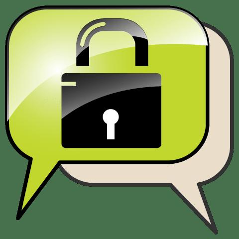 Lock BBM