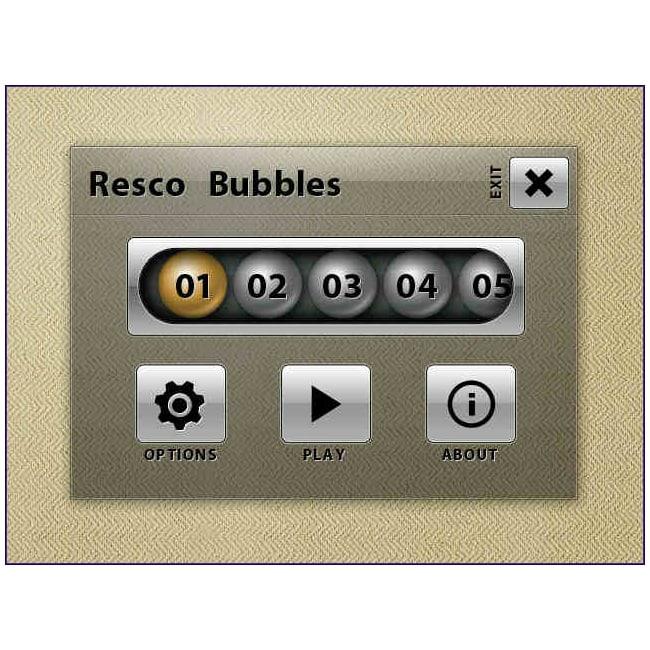 Resco Bubbles