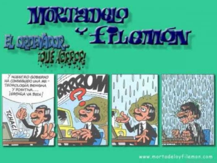 Mortadelo y Filemón: El Ordenador !Qué horror!