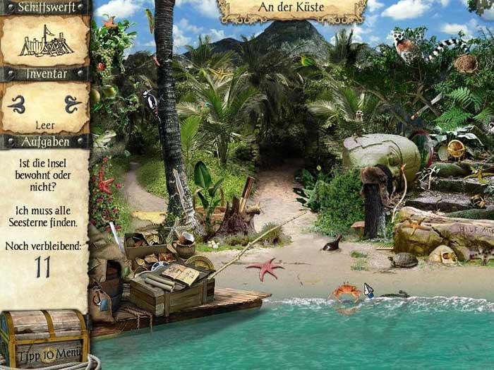 Die Abenteuer von Robinson Crusoe