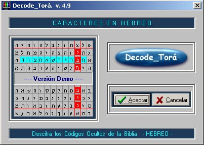 Decode Tora