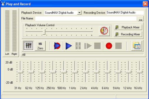 Fx Audio Editor Series 4
