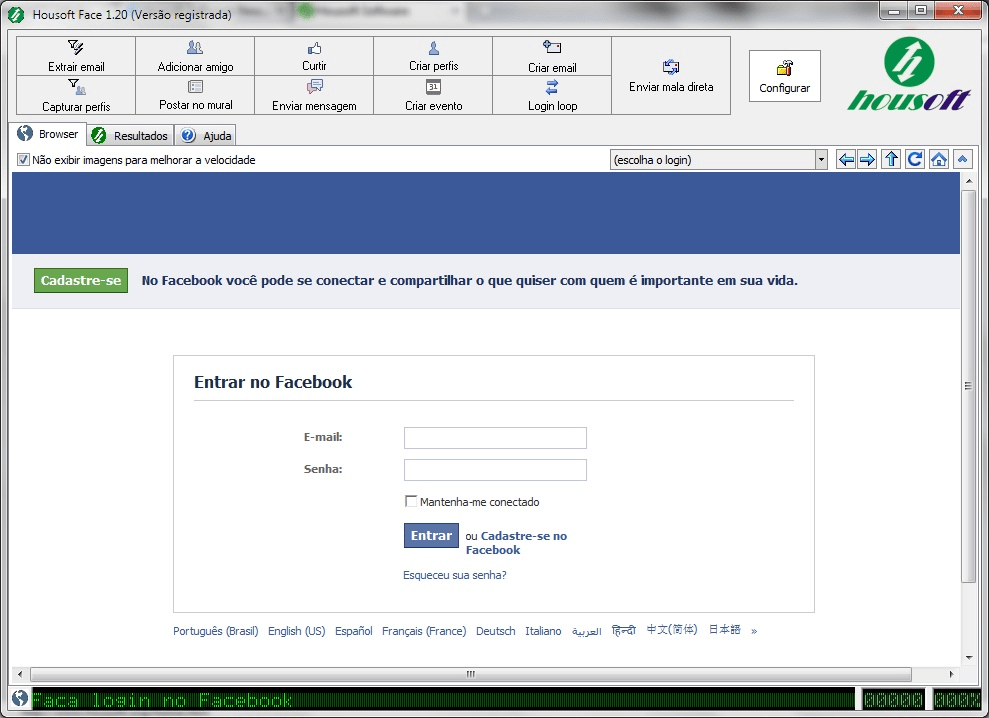 Housoft Face for Facebook