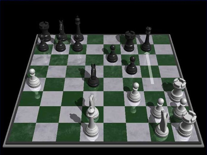 Brutal Chess Portable