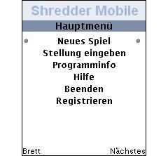 Shredder Mobile