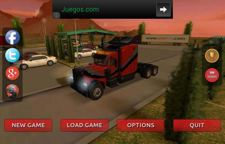 Truck Simulator 3D
