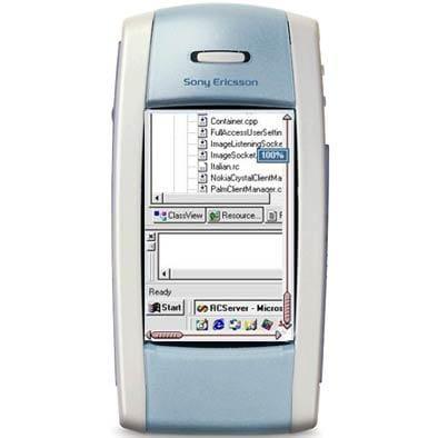Remote Control P800