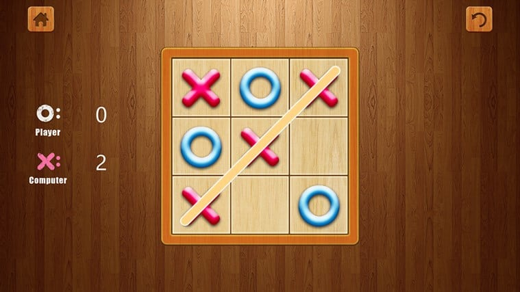 Tic Tac Toe* pour Windows 10