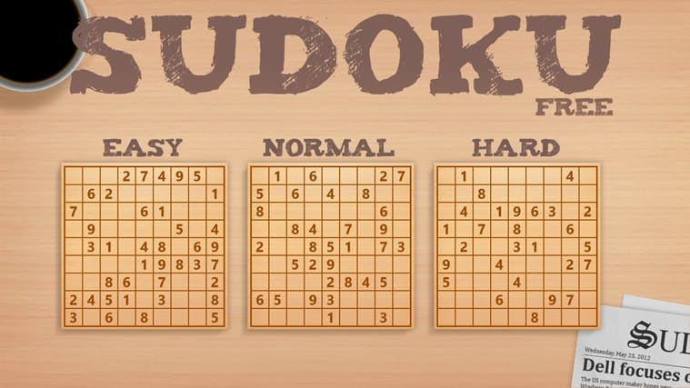 Sudoku Free für Windows 10