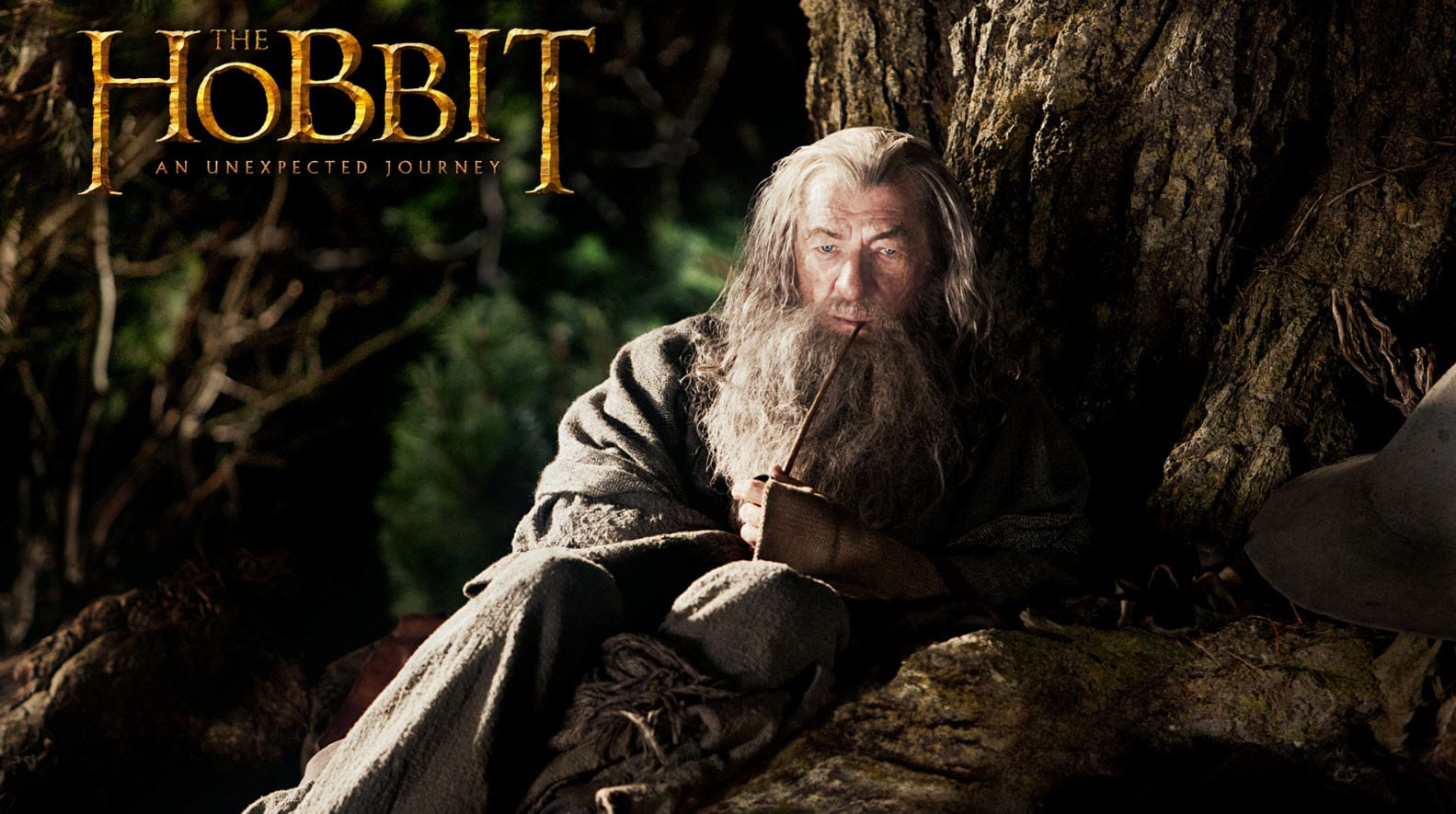 The Hobbit Theme for Windows 7