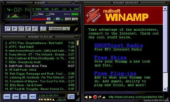 Winamp 3 Linux