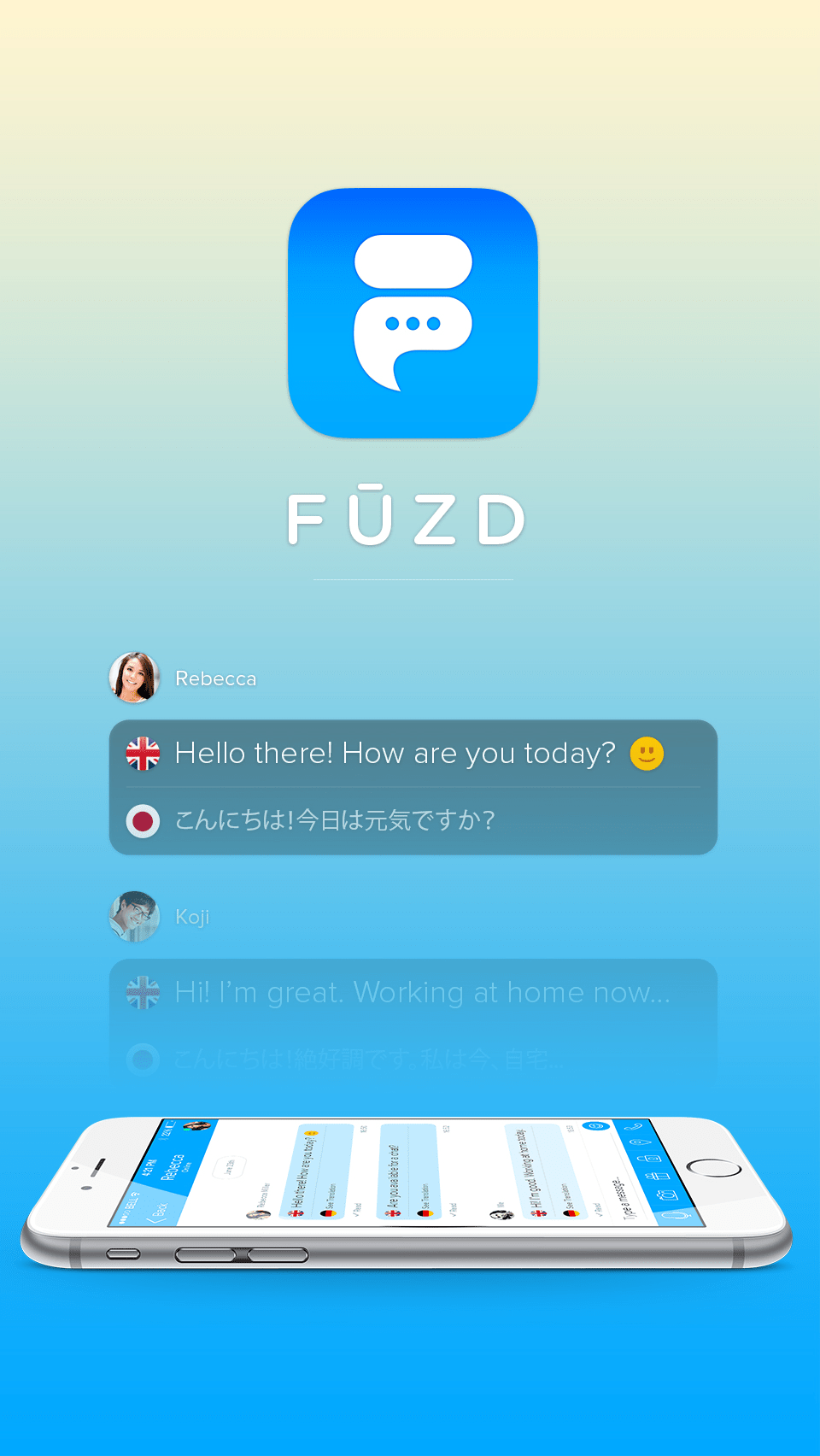 Fuzd - Meet New People