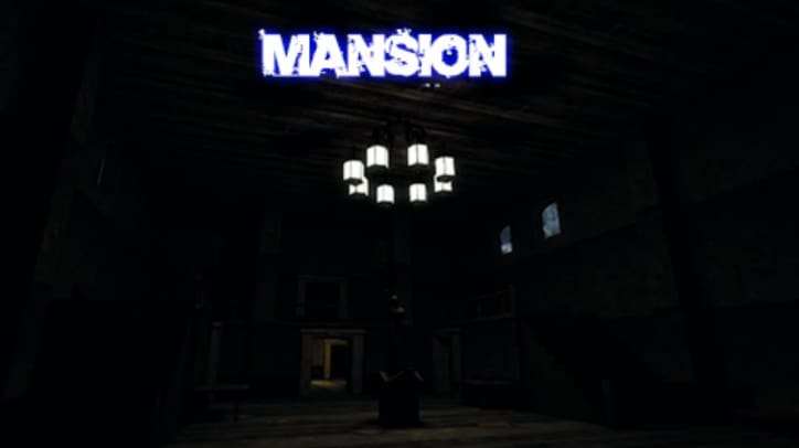 Slenderman's Shadow: Mansion