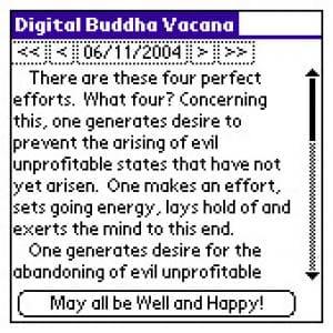 Digital Buddha Vacana