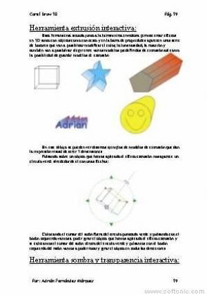 Tutorial de CorelDraw 10