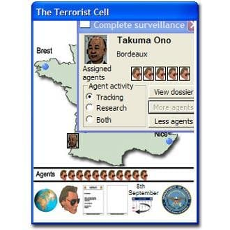 The Terrorist Cell