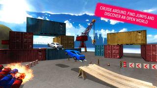 Extreme Car Driving Racing Simulator  Free Game