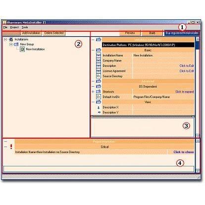 Pocket PC Installation Producer