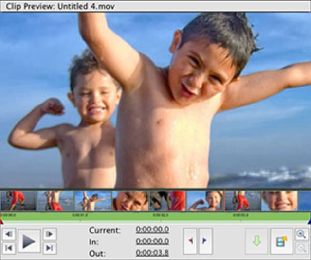 VideoPad Free Video Editor for Mac