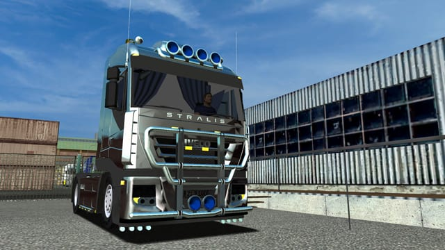 Euro Truck Simulator Iveco Stralis AS Cube II
